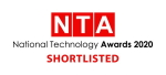 National Technology Awards 2020 Shortlisted